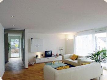 eclairage plafond suspendu bureau ajaccio site de devis gratuit lambris plafond peint en blanc. Black Bedroom Furniture Sets. Home Design Ideas